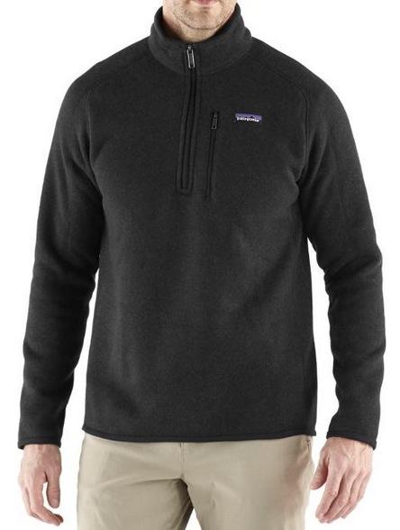 Patagonia Better Sweater Quarter-Zip Pullover