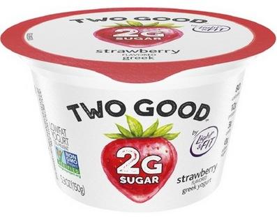Two Good Greek Style Yogurt