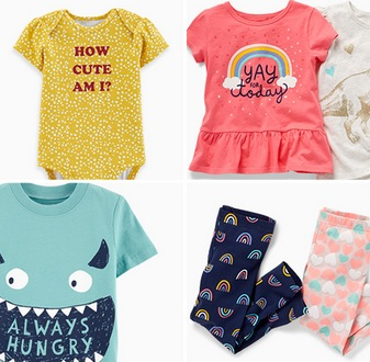 Carter's OshKosh B'gosh Deals