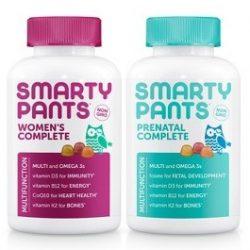 SmartyPants Complete Vitamins