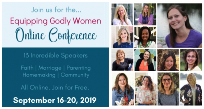 Online Christian Women Conference