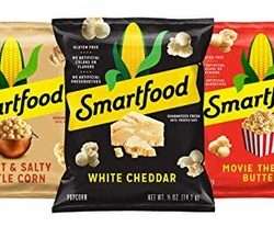 Smartfood Popcorn Variety Pack 40-Count Only $8.74 Shipped