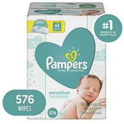 Pampers Sensitive Water Baby Diaper Wipes
