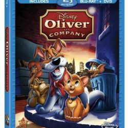 Disney's Oliver & Company 25th Anniversary Edition Blu-ray + DVD