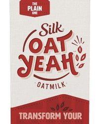 Silk Oat Yeah Oat Milk Half-Gallon