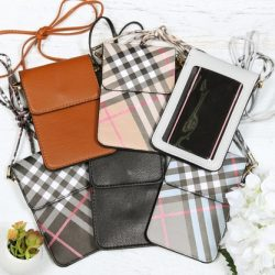 Touchscreen Cell Crossbody