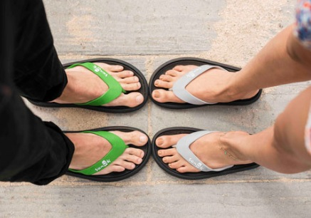 Up to 60% Off Sanuk Shoes for the Family