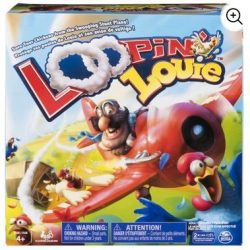 Loopin' Louie - Interactive Family Board Game