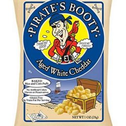 Pirate's Booty Snack Puffs