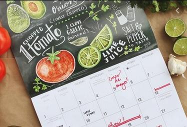 Frigo® Emily Ellyn 2020 Calendar