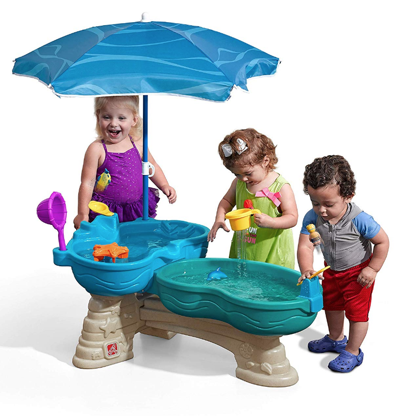 Step2 Spill & Splash Seaway Water Table only $44.99 shipped!
