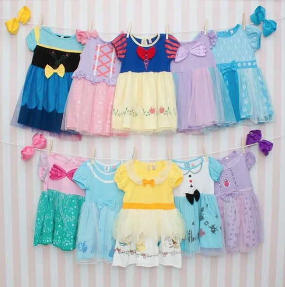 Pretty Little Princess Dresses