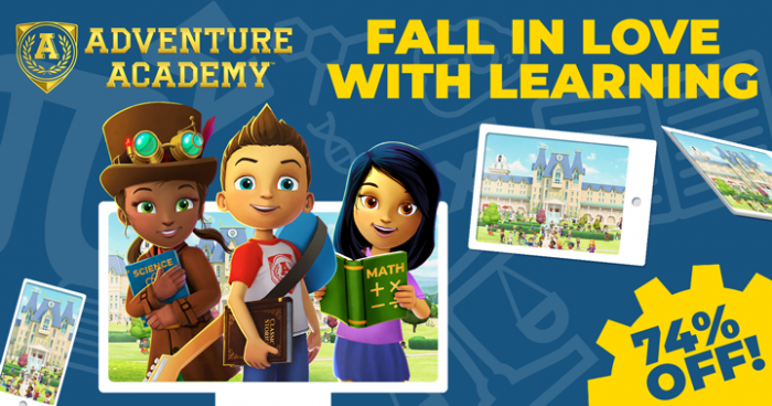 Adventure Academy Fall Special