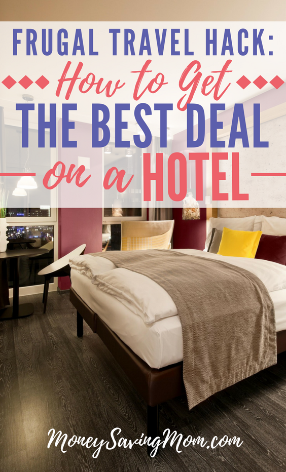 Frugal Travel Hack: How to Get Hotel Discounts