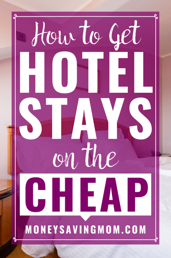 how to get hotel discounts on the cheap