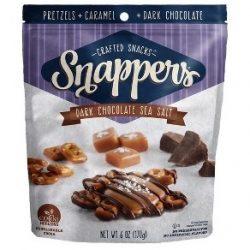 Snappers Chocolate Pretzel Snacks