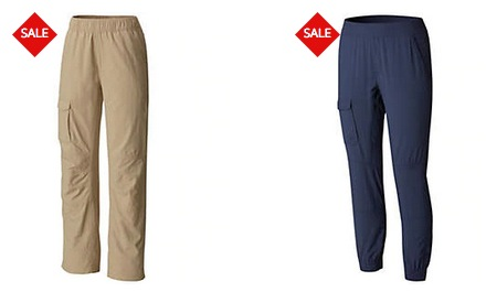 Up to 60% Off Columbia Pants For The Family