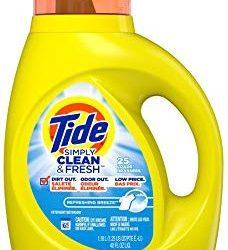 Tide Simply Detergent 40 oz