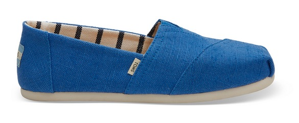 Love TOMS? You can get up to 50% off shoes for the family right now!