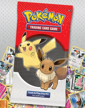 Pokémon Trade & Play Day at Best Buy 9/21