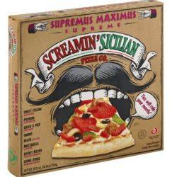 Screamin' Sicilian Frozen Pizza