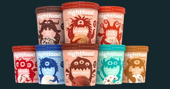 FREE NightFood Ice Cream Pint (Printable Coupon)