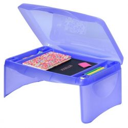 Kids Foldable Lap Desk w/ Storage