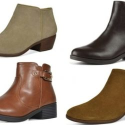 Teotos Women's Booties