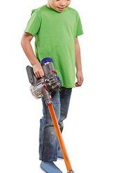 Little Helper Dyson Cord-Free Vacuum Cleaner Toy
