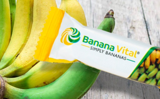 FREE Sample of Banana Vital Fruit Bar