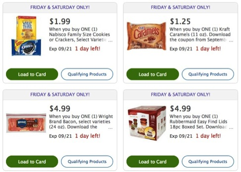 Be sure to stop by Kroger this weekend for their 2-Day Sale!