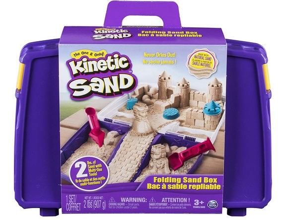 Kinetic Sand, Folding Sand Box
