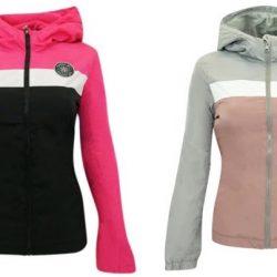 Madden Girl Women's Fleece Lined Wind Jacket