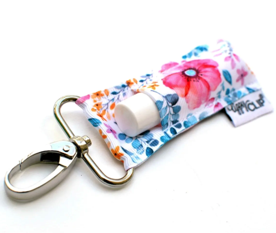 Floral Libby Clip Holder
