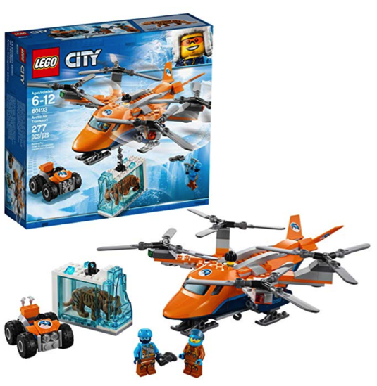 LEGO City Arctic Air Transport