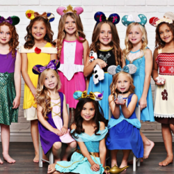 Princess Inspired Dresses