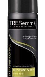 Travel-Size TRESemmé Hair Sprays