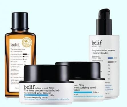 Belif Skincare