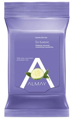 Almay Eye Makeup Removers