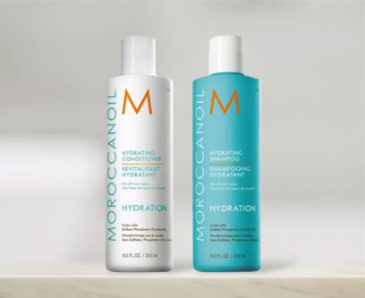 Moroccanoil Hair Care Sample