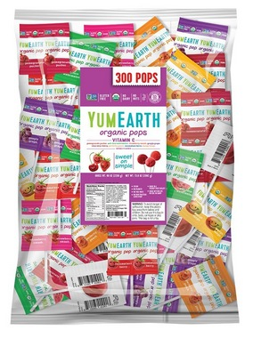 Yay! Here's a great opportunity to stock up on these popular YumEarth Organic Vitamin C Lollipops!