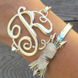 Classic Initial Bracelets