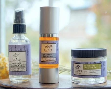 FREE Suzi's Skincare Sample Kit