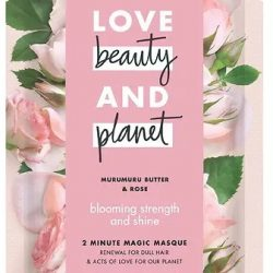 Love Beauty & Planet Masque