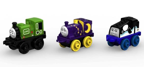 Thomas The Train Characters