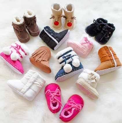 Baby/Toddler Boots