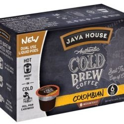 Java House Cold Brew K-Cups Only $4.99