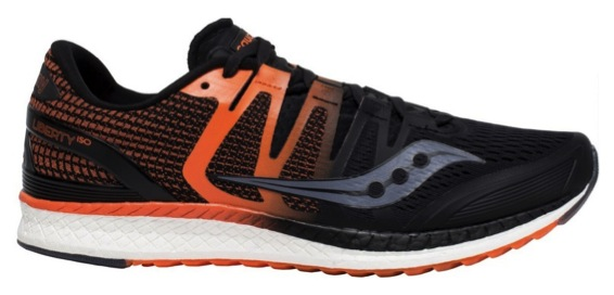 Saucony Men's Liberty ISO Running Shoes