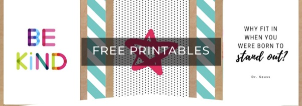 FREE 11×14 printable wall art prints