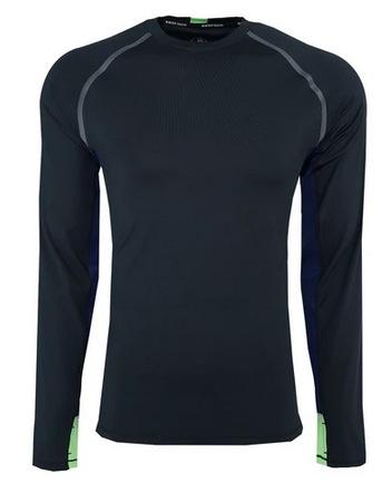 Body Glove Men's L/S Performance Crew Shirt